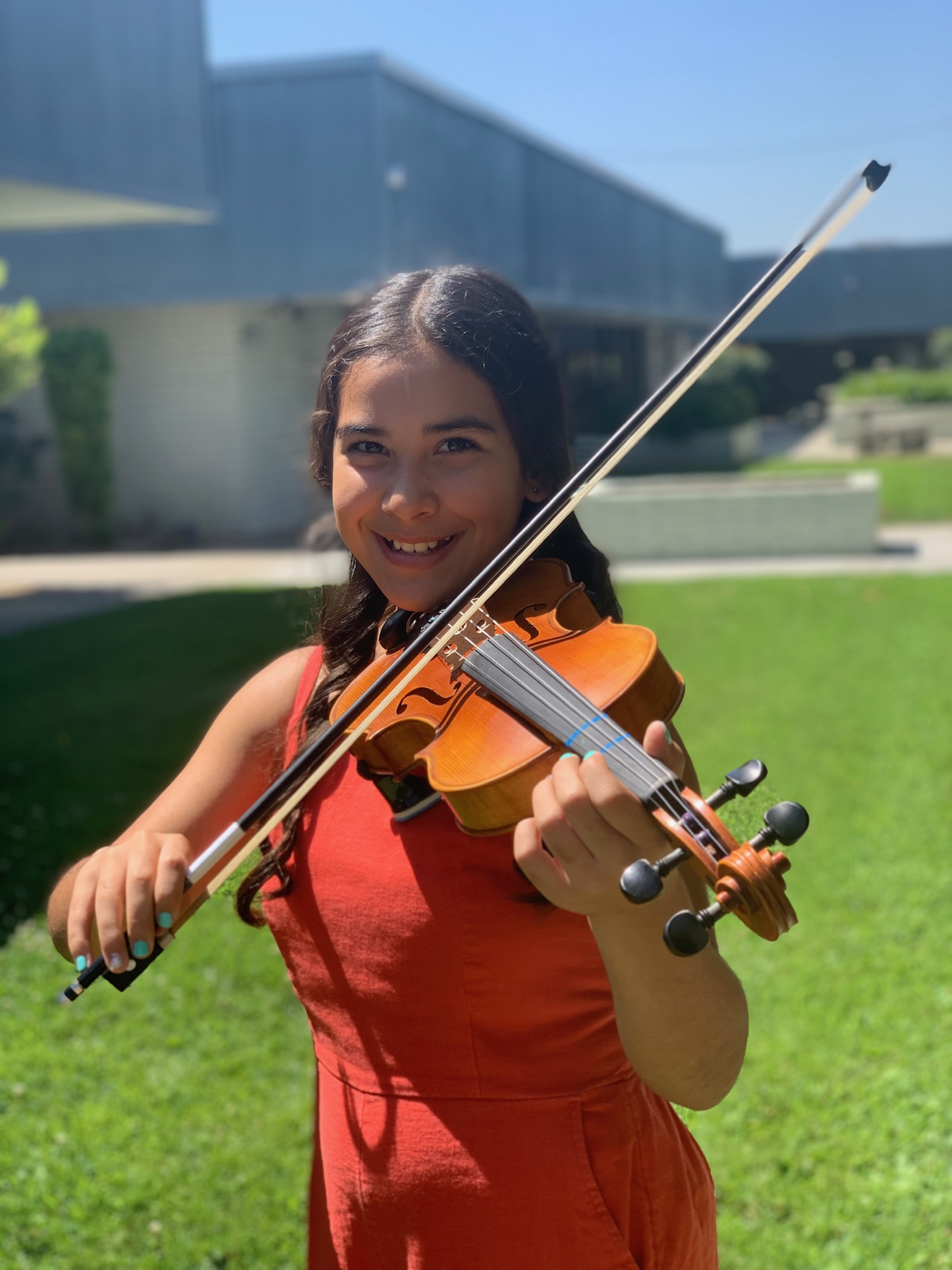 Take fun Violin lessons every week!