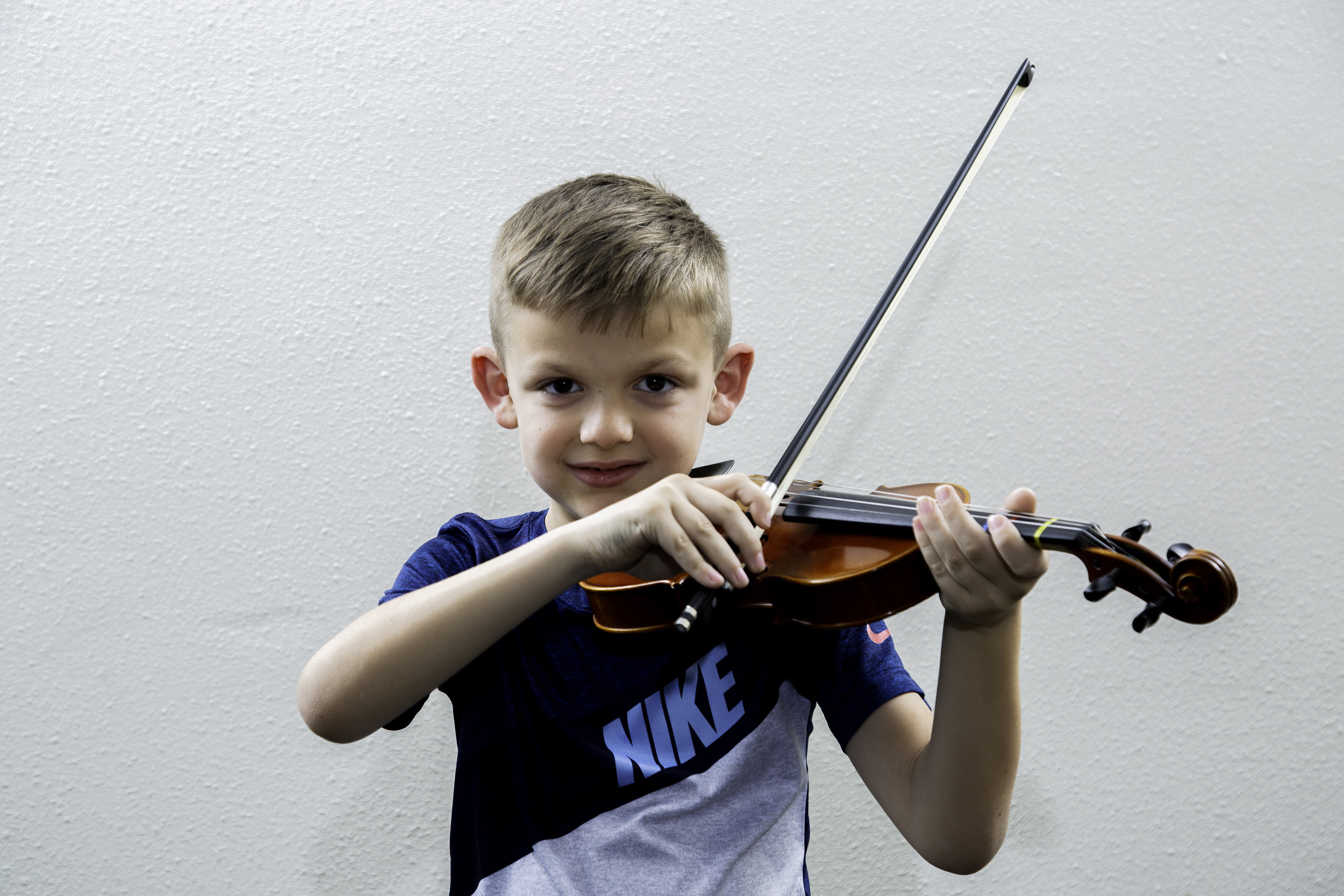 Learn how to play violin today!