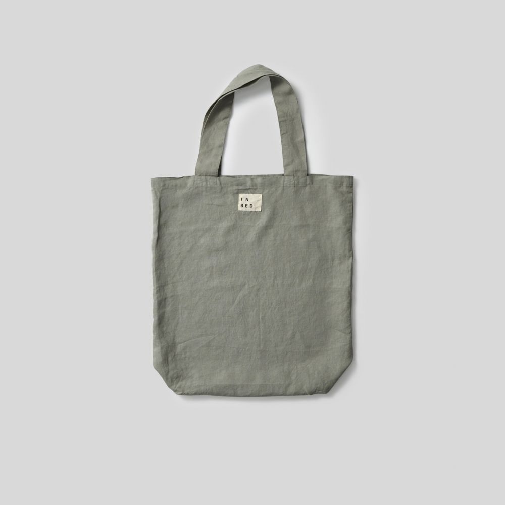 - IN BED STORE linen market bag$35