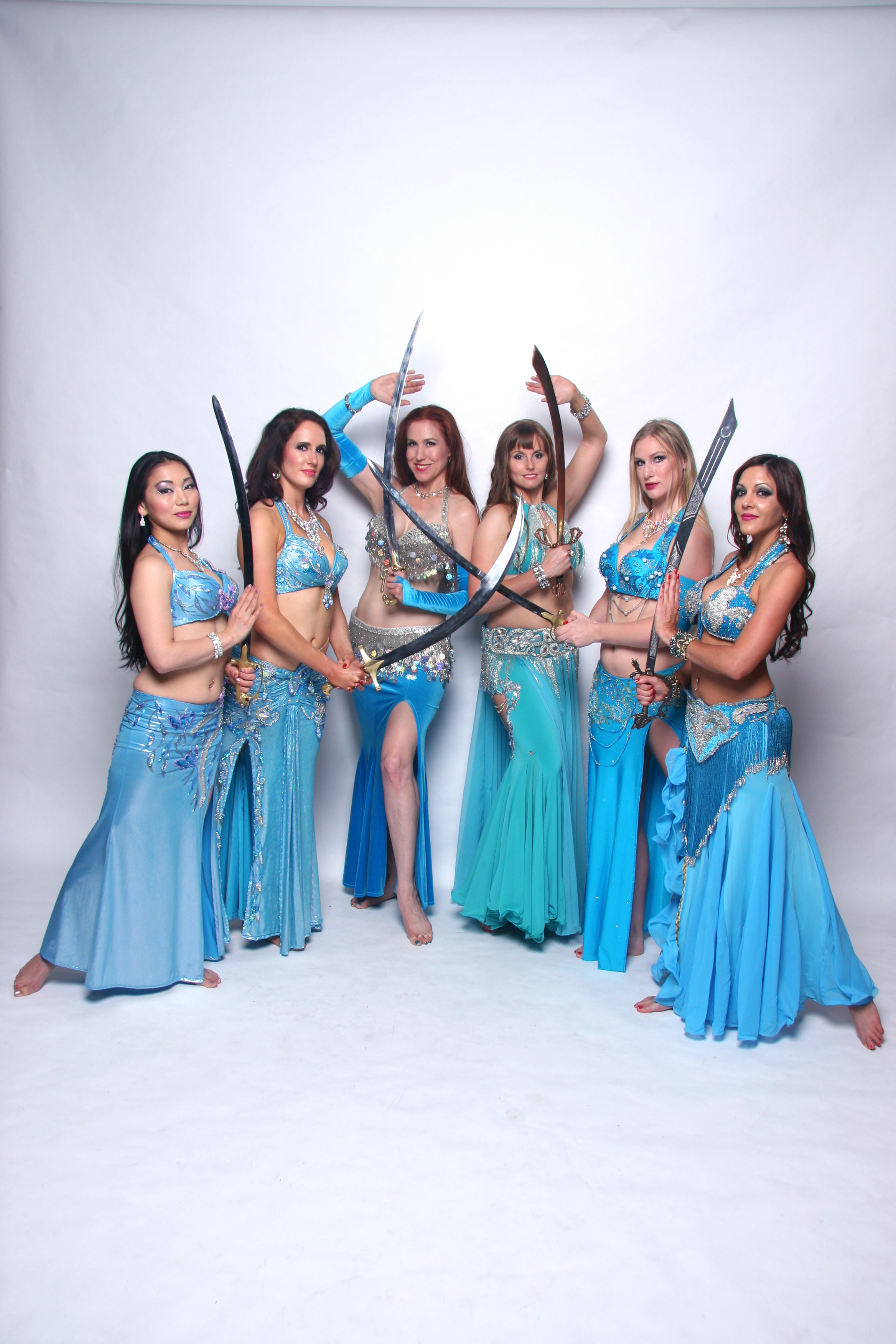 Seattle belly dance company