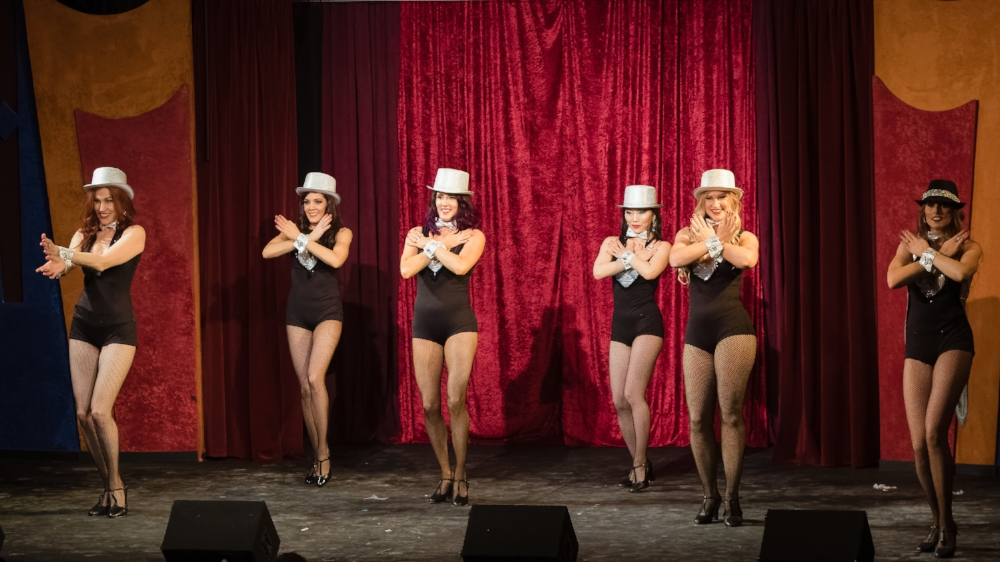 NYNY cabaret dance seattle
