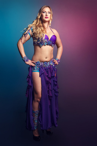 Ava Bellydancer Seattle