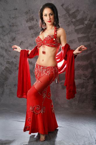 Belly dancer, Gevene