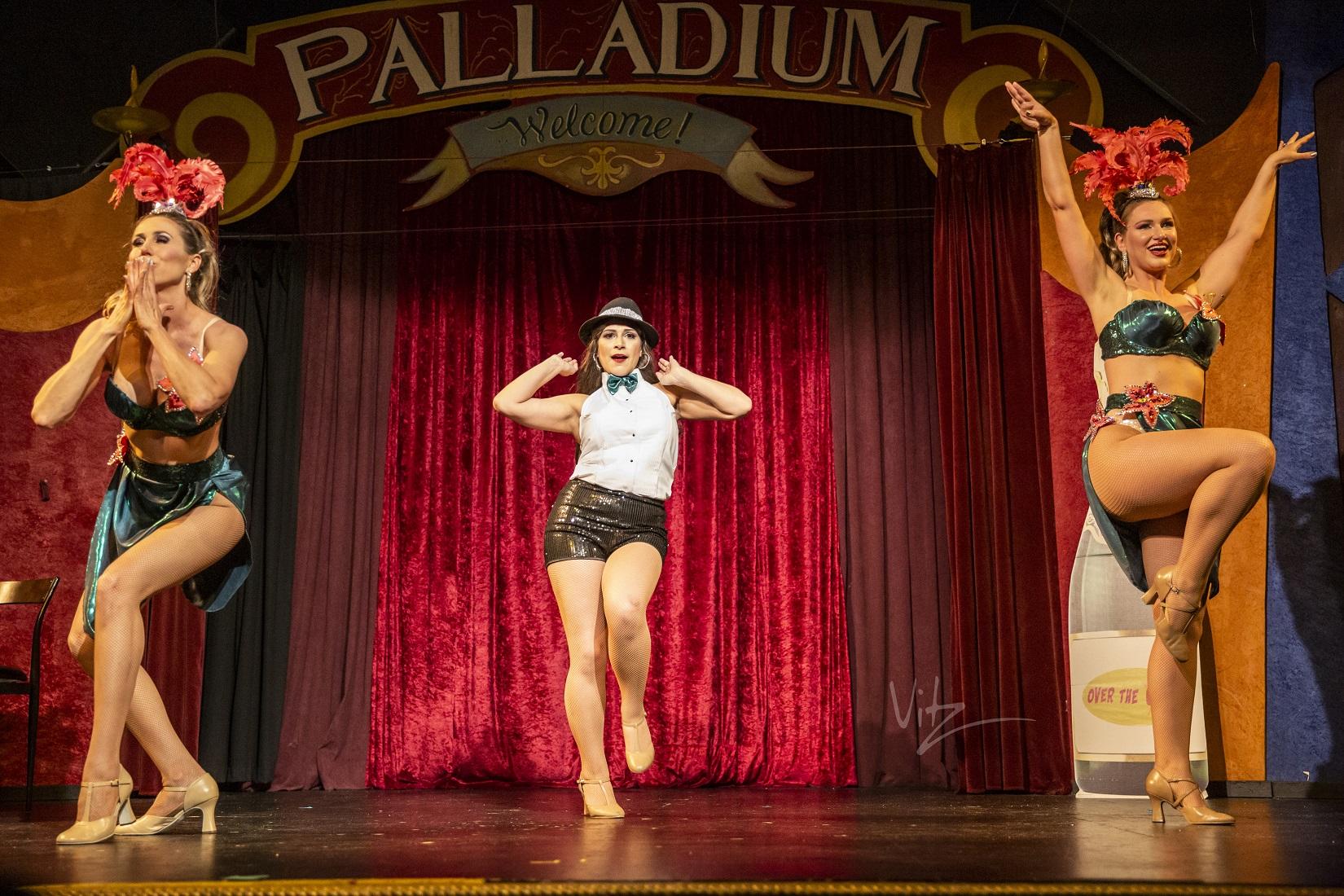 Seattle showgirls