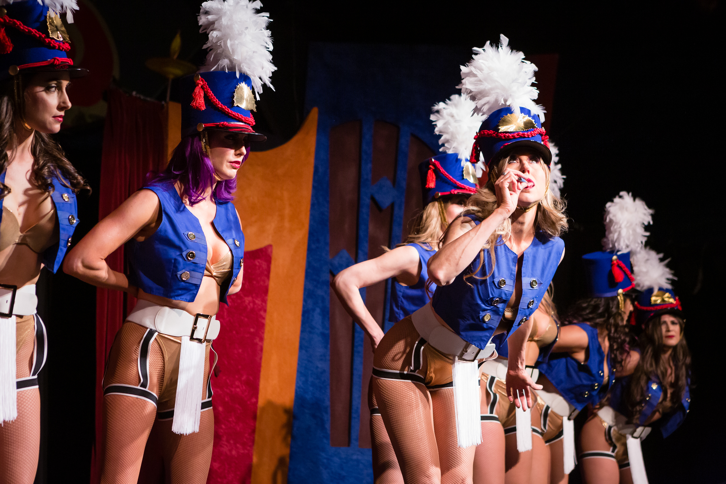 Burlesque Theatre