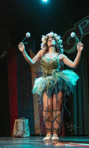 Nieva Dancer