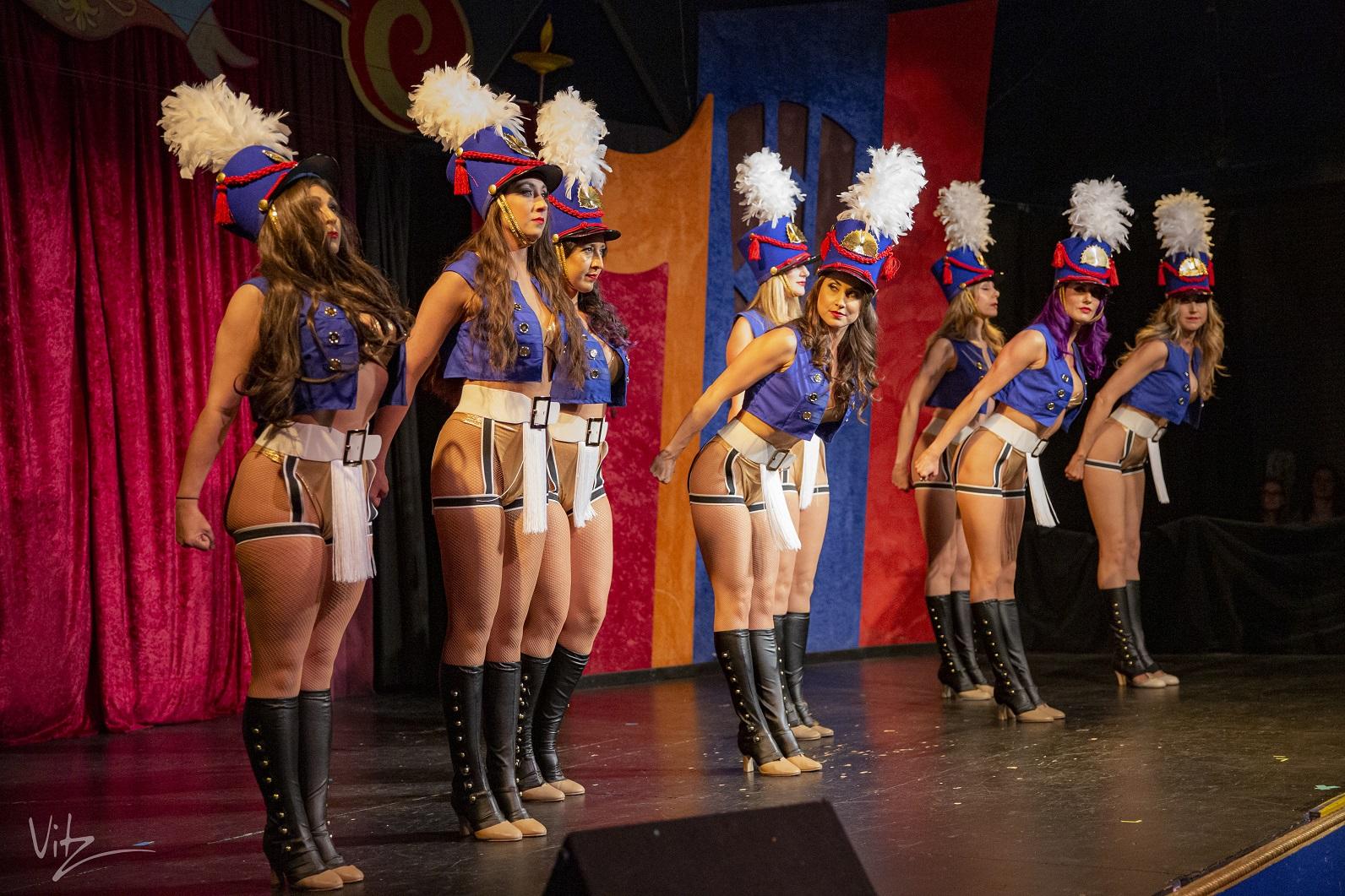 Burlesque Dance