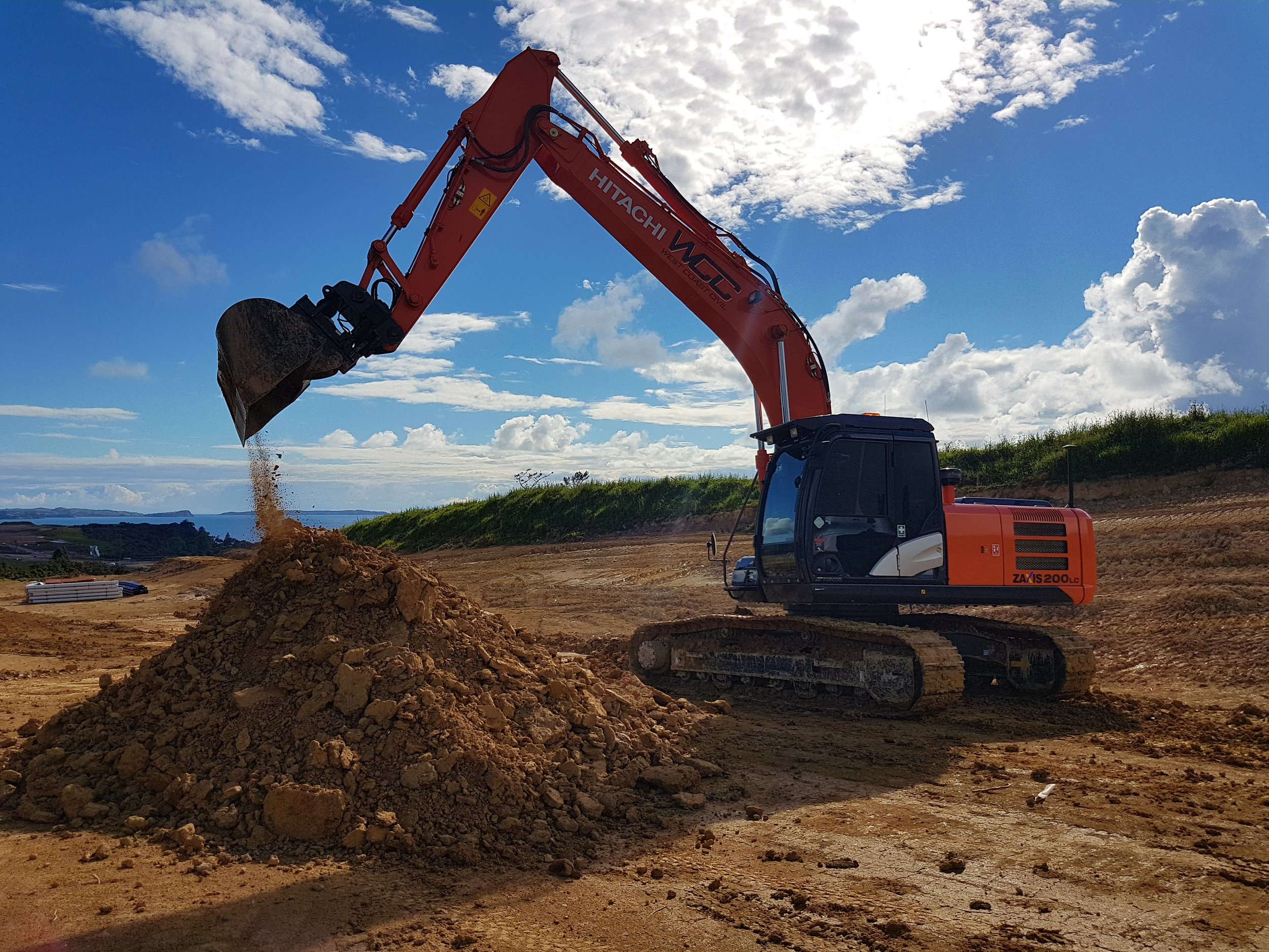 Heavy Equipment Long Term Rental
