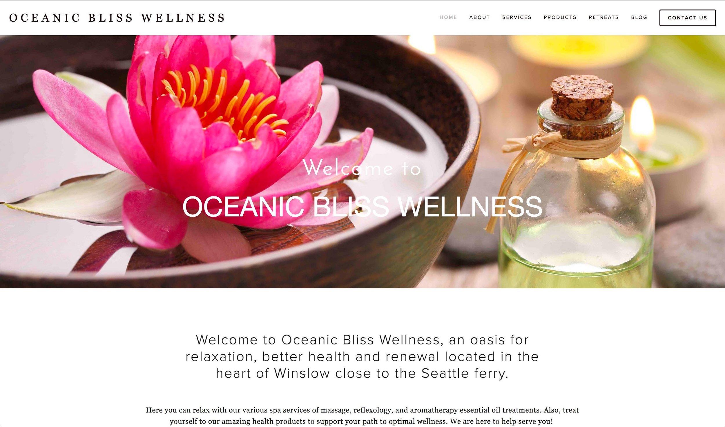 Oceanic Bliss Wellness
