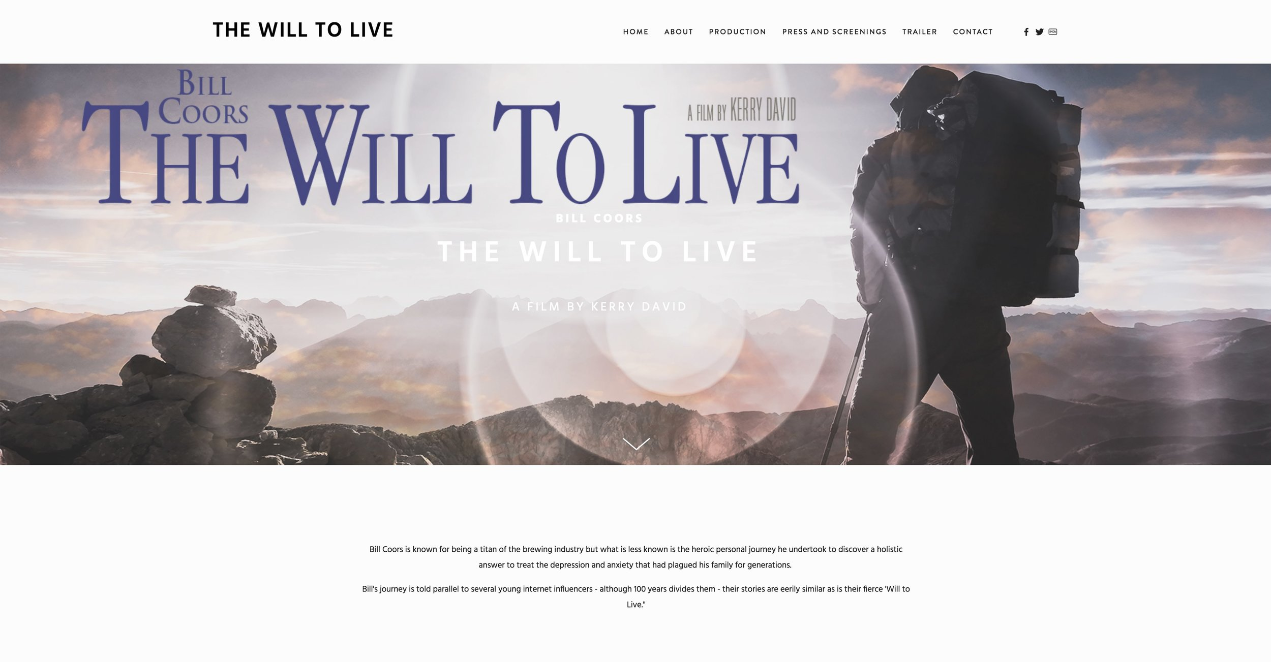 Bill Coors The Will To Live.jpg