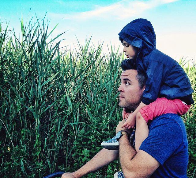 Children of the corn. 🌽 #waylatergram
