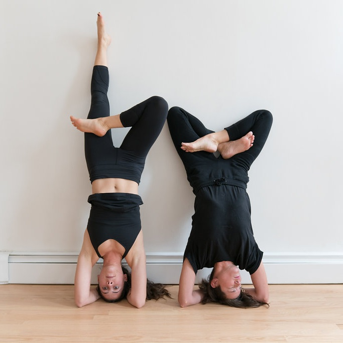 Why Do We Do Inversions? - by Abbie Galvin