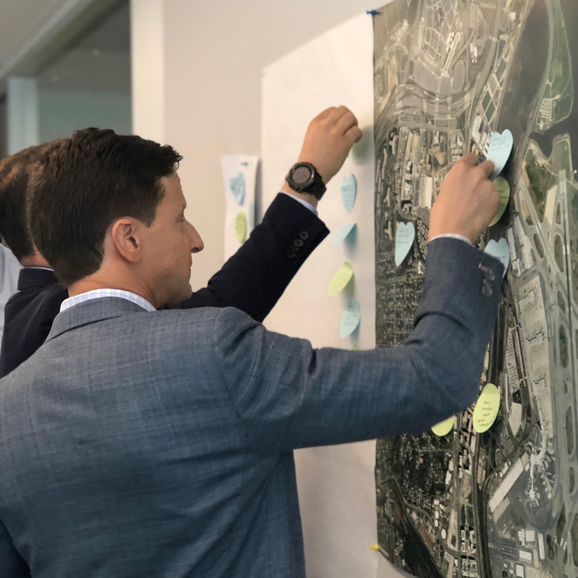 Strategic Planning - Providing structure and leadership to a variety of collaborative strategic planning processes, engaging multiple stakeholders resulting in implemented action agendas for both city areas and organizations.