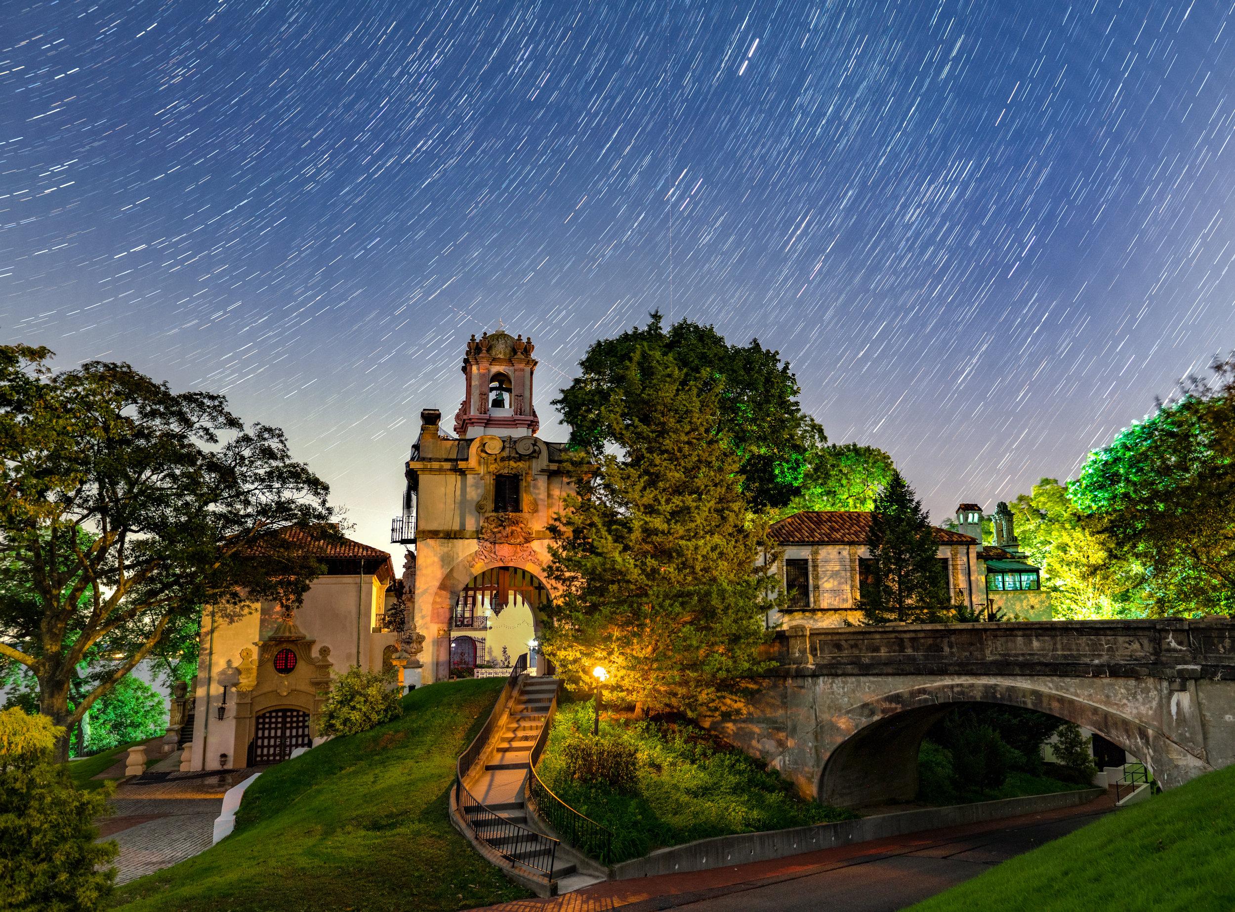 Midnight at the Vanderbilt Museum