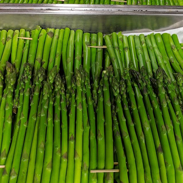 Zuckerman Farm's Asparagus! This is how we Spring!