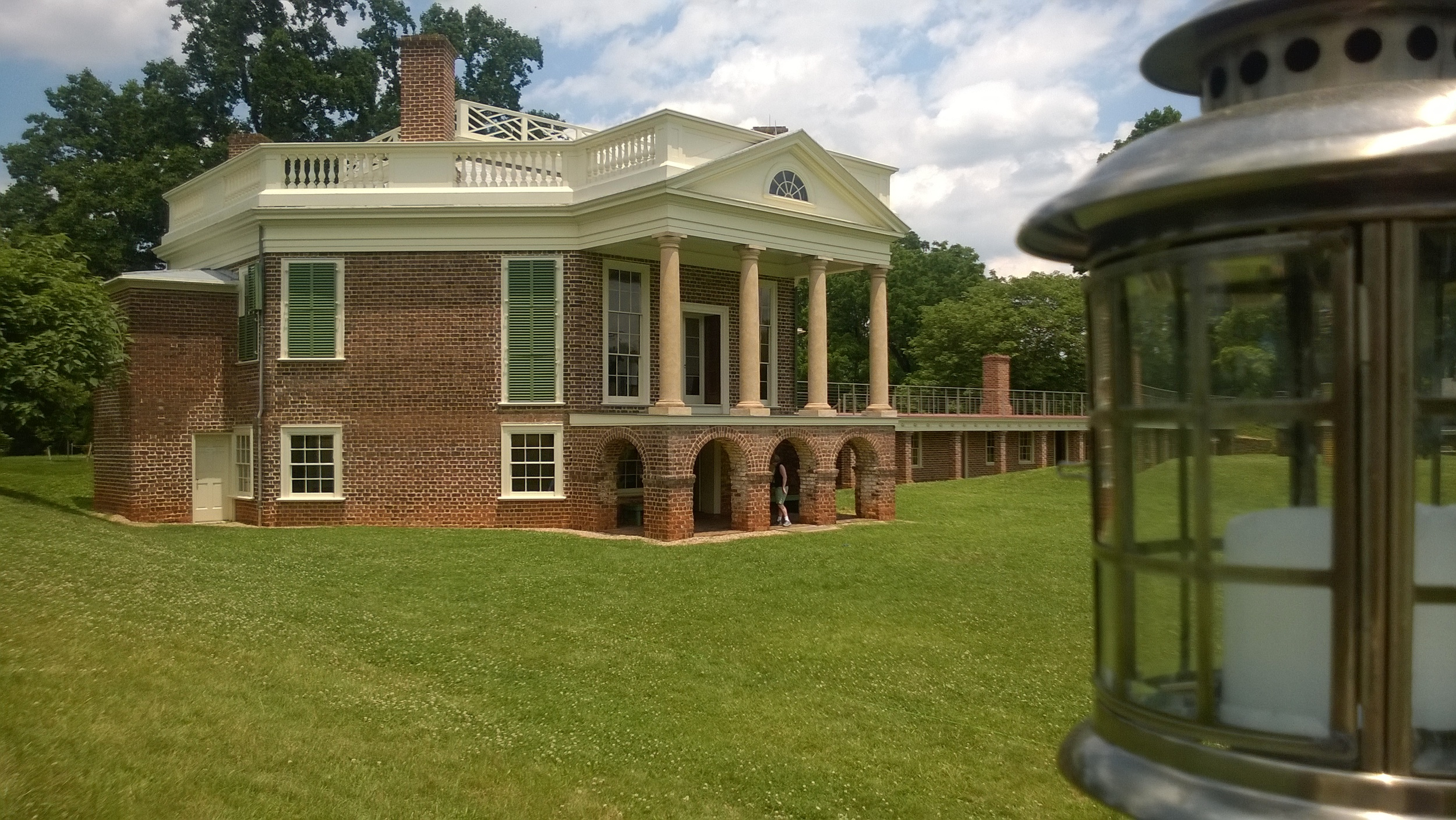 Thomas Jefferson's Summer Home - Poplar Forest
