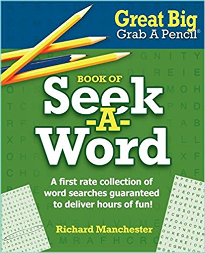 Great Big Grab A Pencil Book of Seek-A-Word