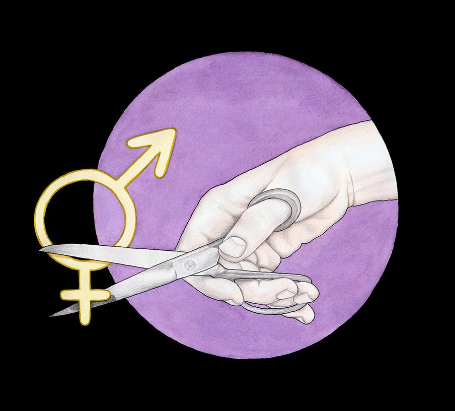 Gendercut - Hilde Atalanta for De Correspondent