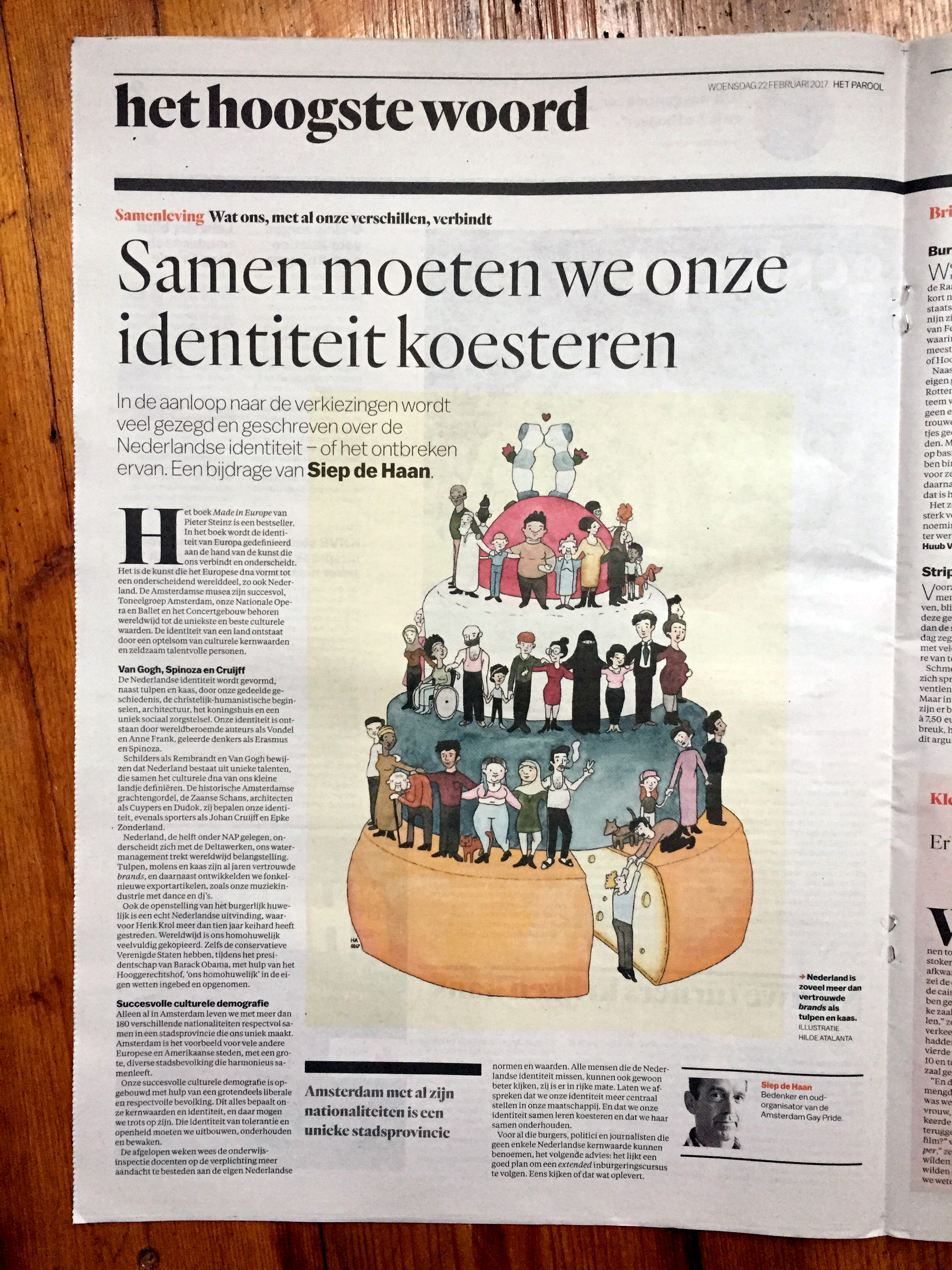 Publicatie Het Parool - Diversiteit in Nederland.jpg
