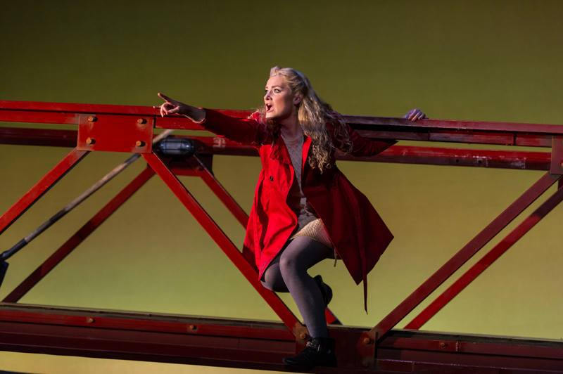 Popelka,  Comedy on the Bridge