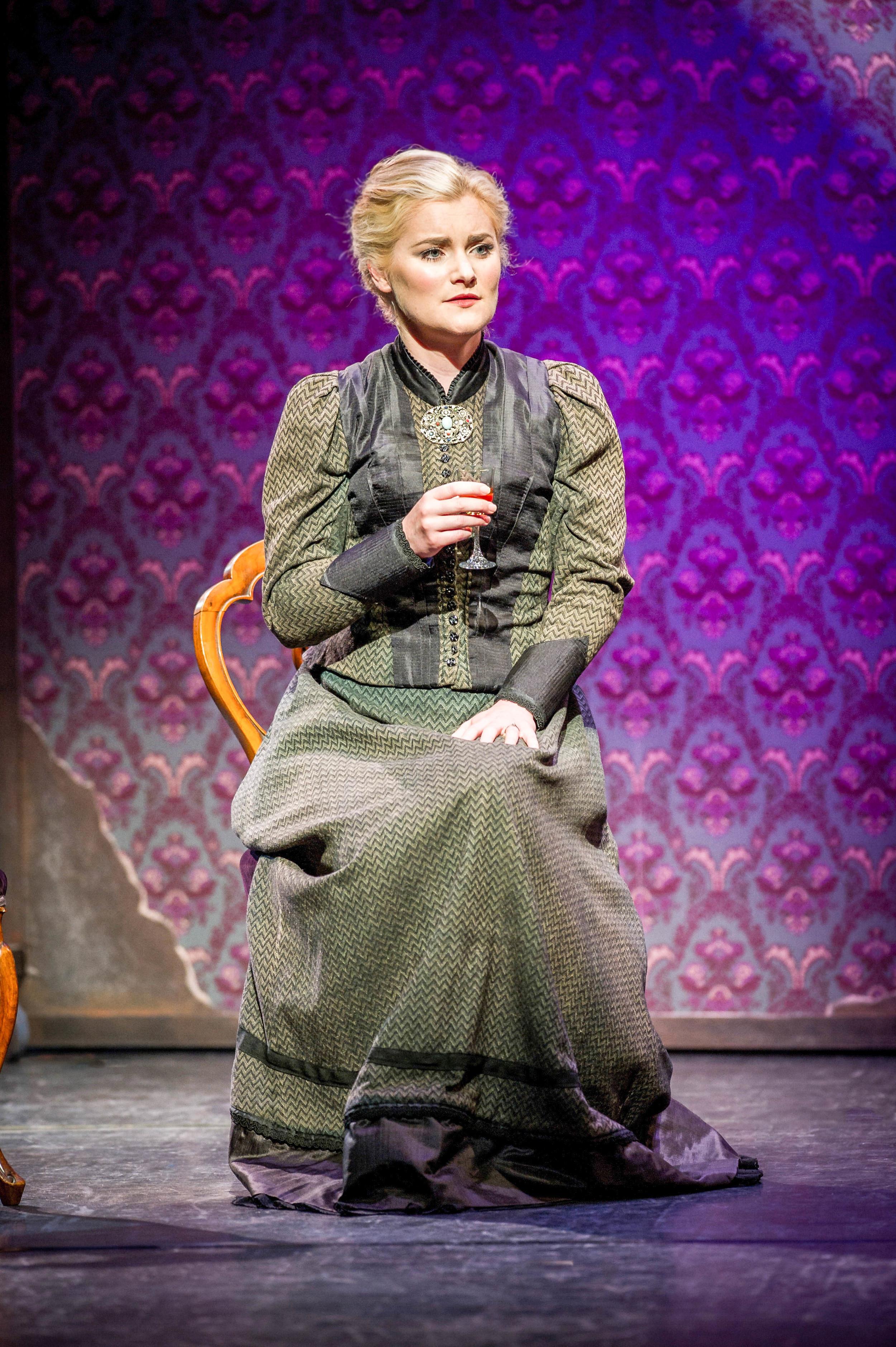 Mrs Coyle,  Owen Wingrave