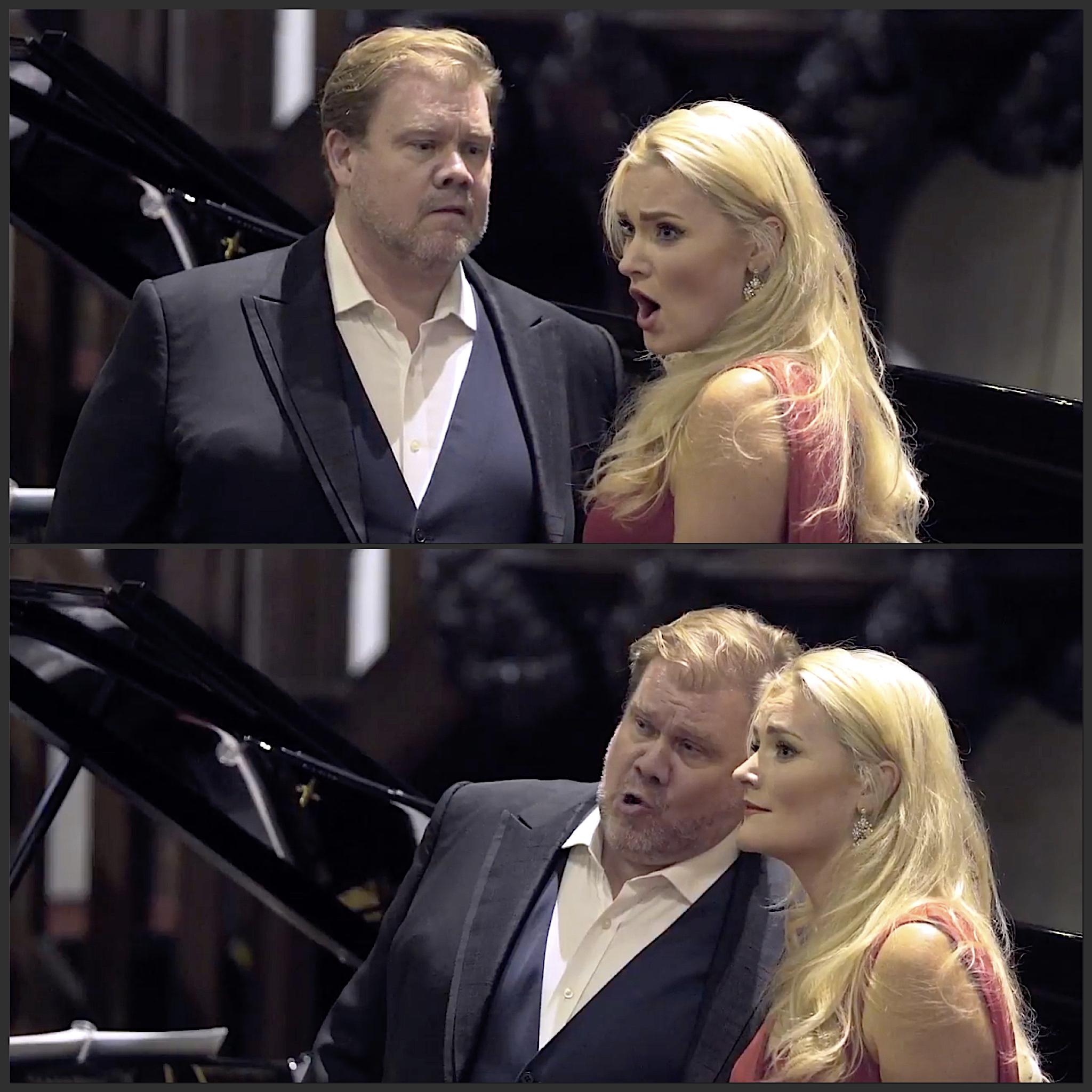 Sieglinde,  Die Walküre  with Stuart Skelton