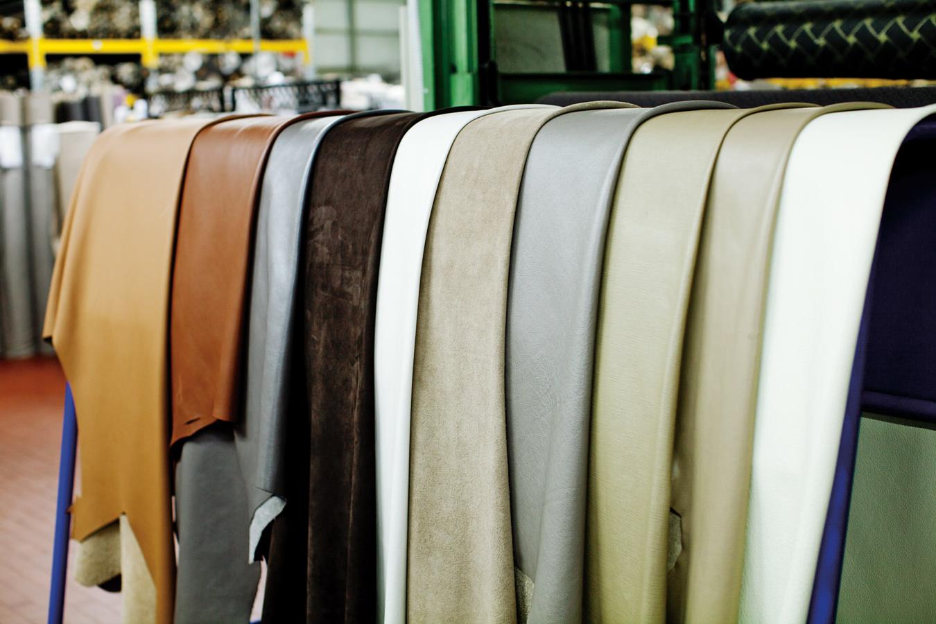 Minotti factory Italy
