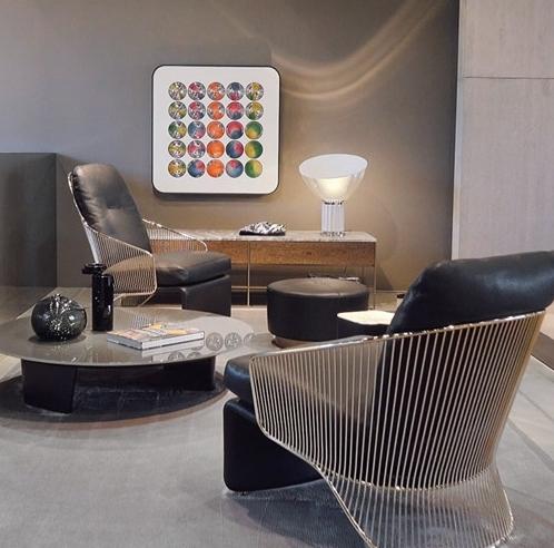 Minotti showroom Italy