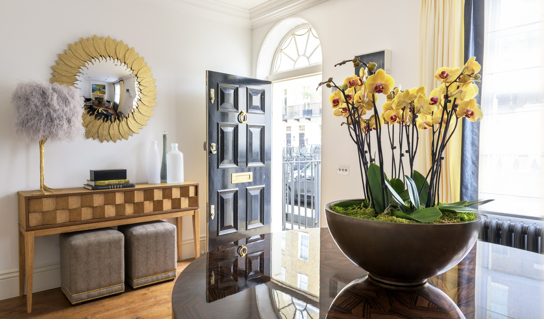 Belgravia Townhouse - Entrance Hall