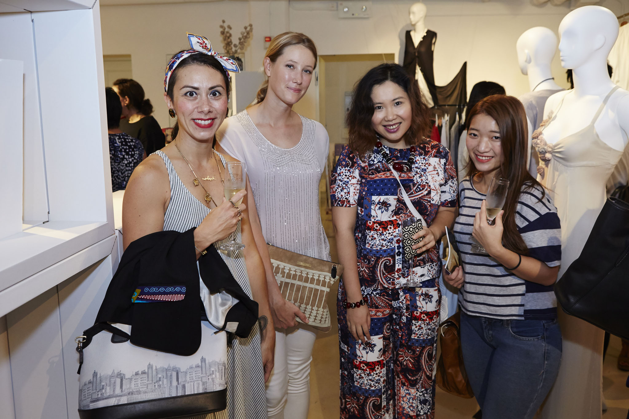 TFIA, Common Threads, Hong Kong, Fashion, Event, August 2015