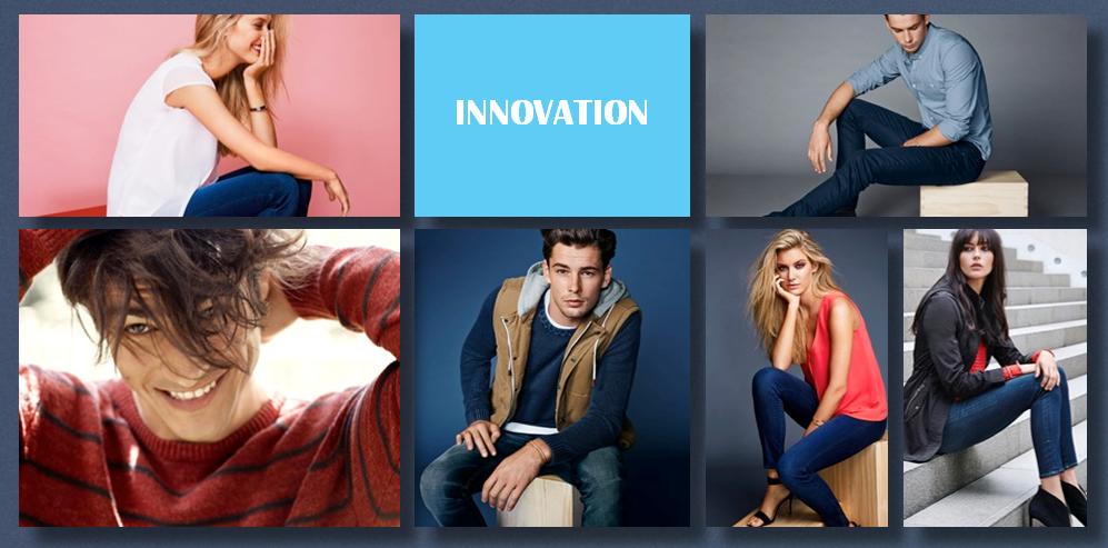 innovation jeanswest