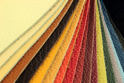Leather Solutions swatches