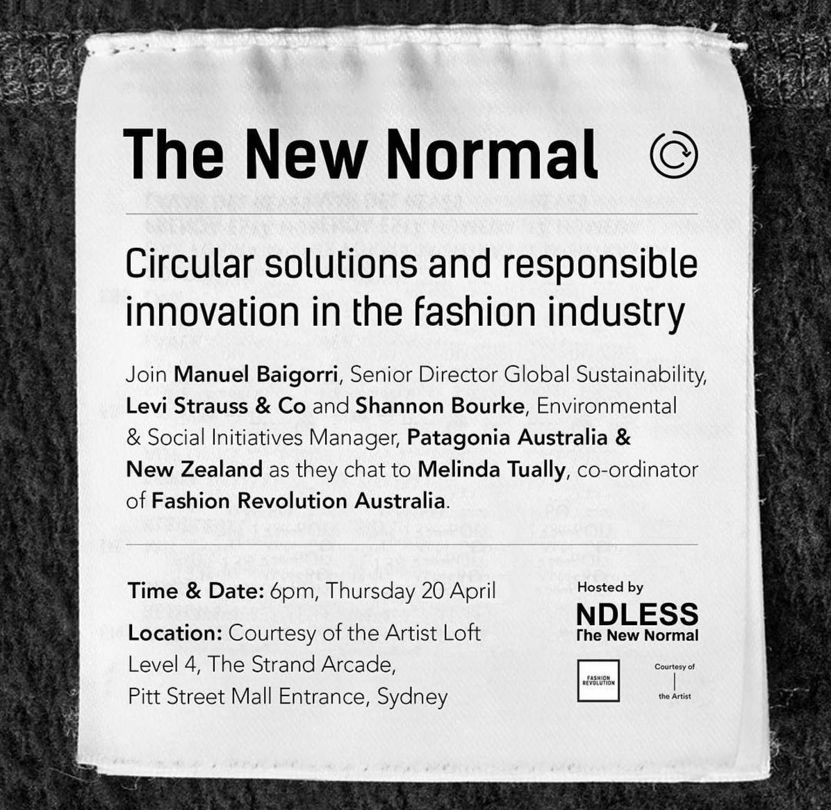 The New Normal Fashion Revolution