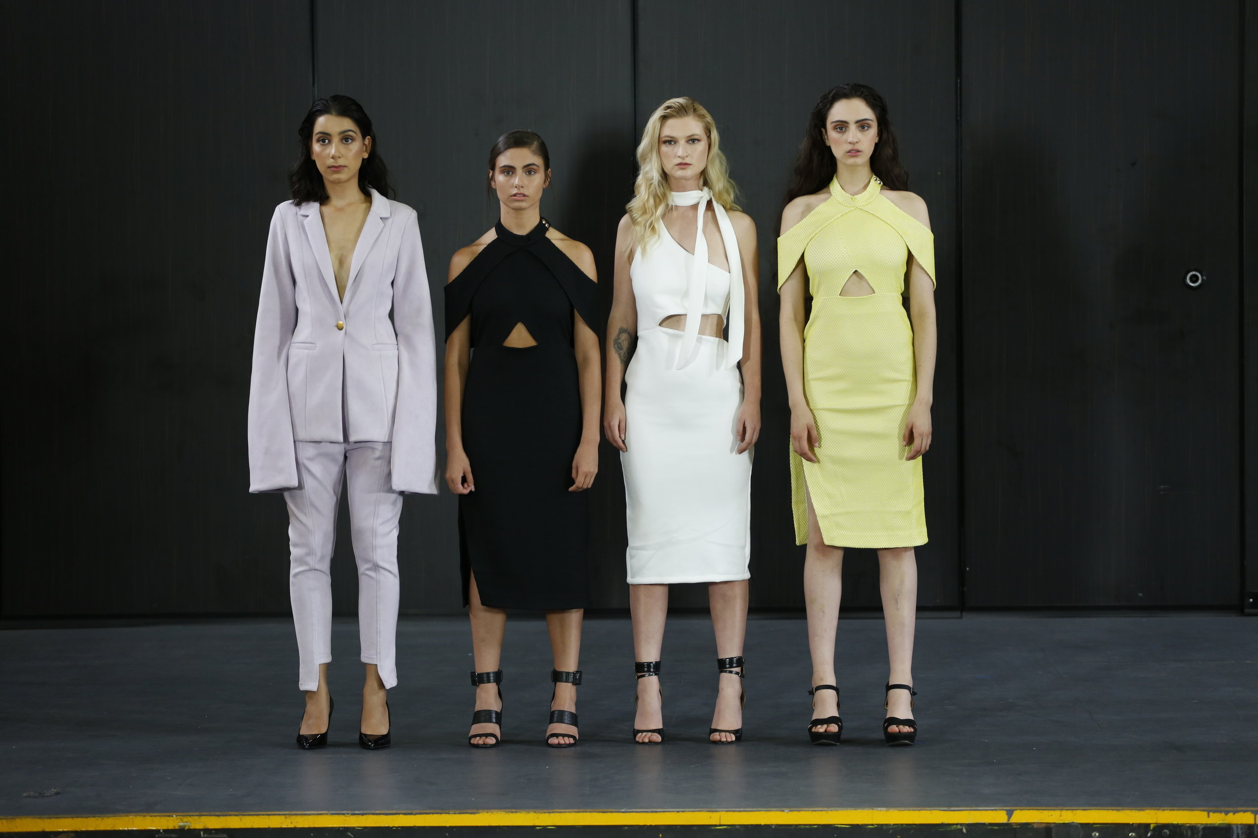 Face Fashion Runway and Market