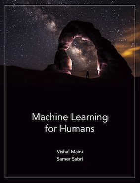 A primer on machine learning you can read in a day. Available  free online .
