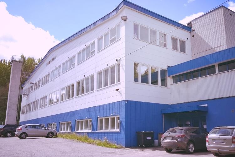 Toimitilanne Suomi, Nurmijärvi - Klaukkala, Lahnuksentie 215.