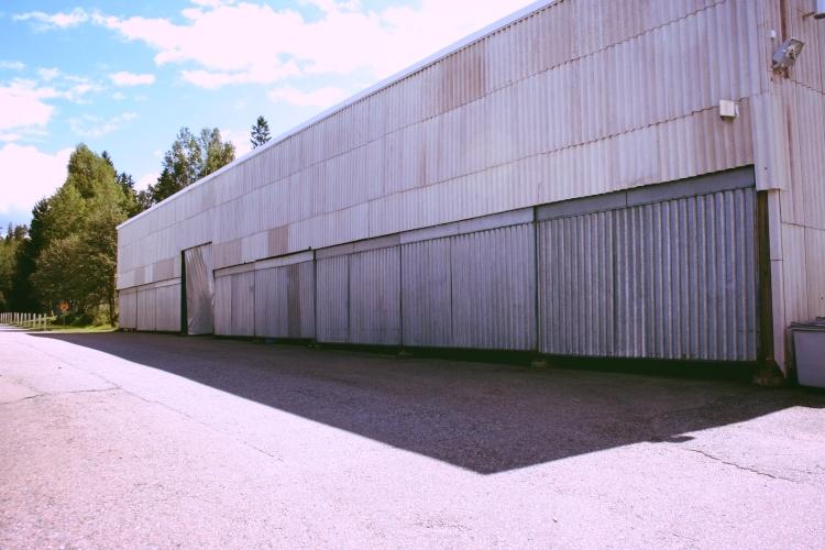 Toimitilanne Suomi, Nurmijärvi - Klaukkala, Lahnuksentie 215. Lämmittämätön varastotila 250 m².