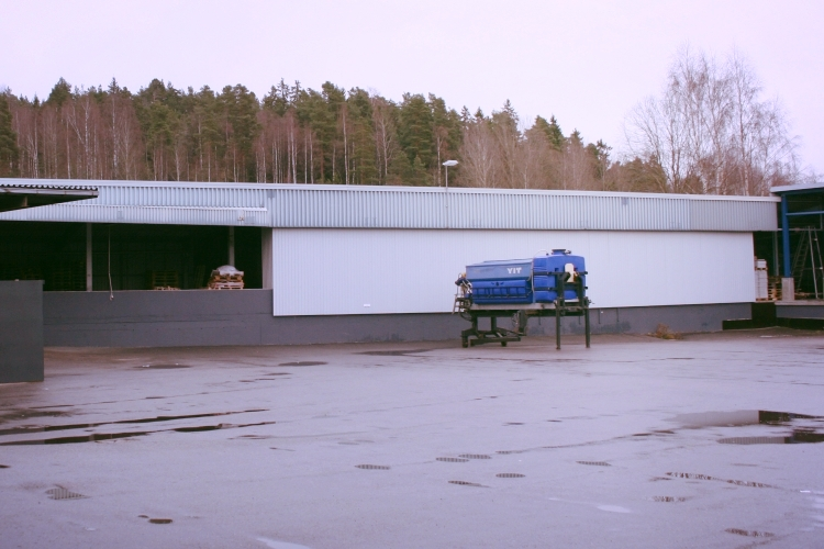 Toimitilanne Suomi, Espoo - Kauklahti, Sierakiventie 8-10, Ulkovarastotila 220 m²