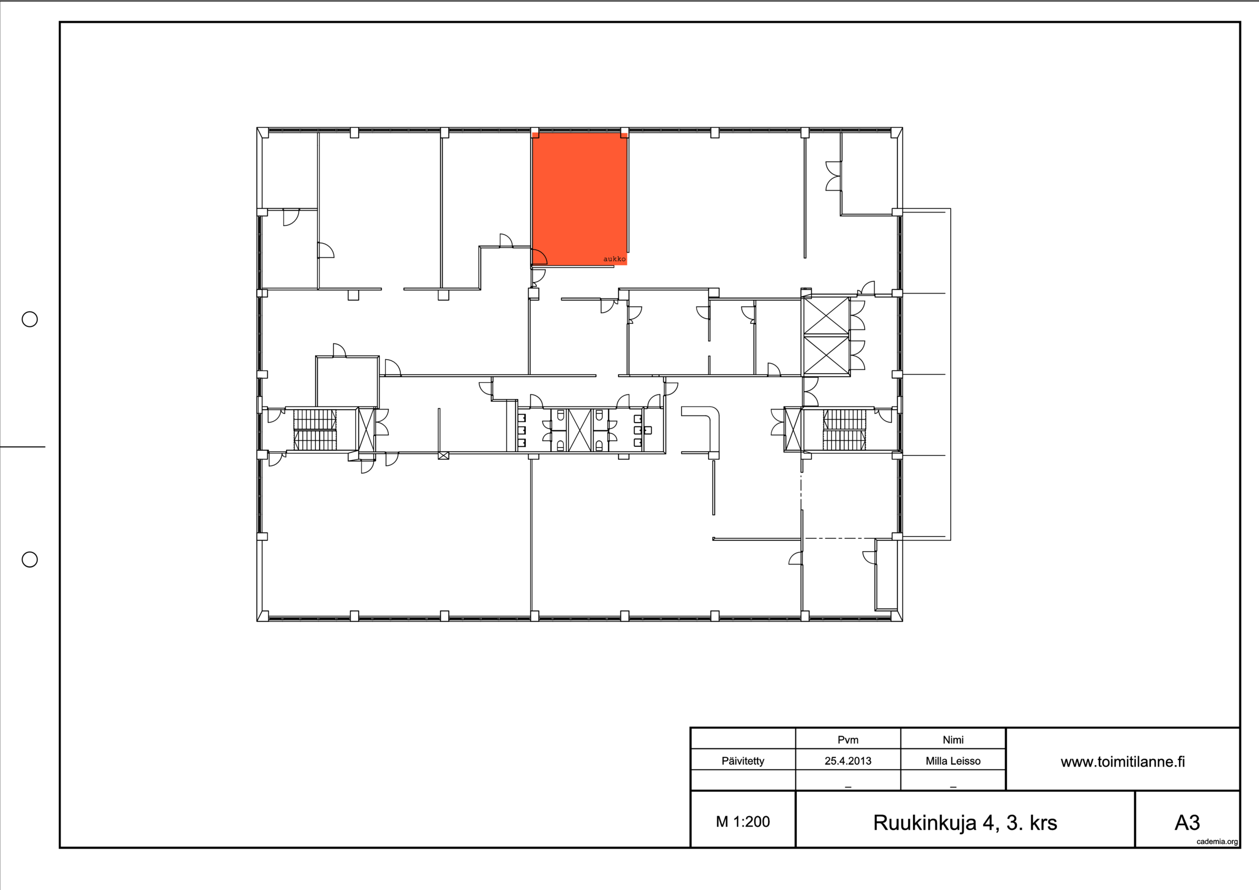 Toimitilanne Suomi, Espoo - Kiviruukki, Ruukinkuja 4, Varastotila 56 m²