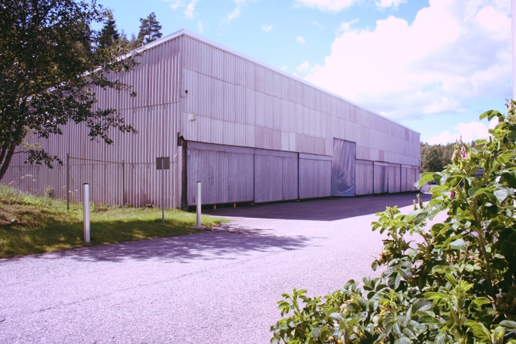 Toimitilanne Suomi, Nurmijärvi - Klaukkala, Lahnuksentie 215. Lämmittämätön varastotila 166 m².