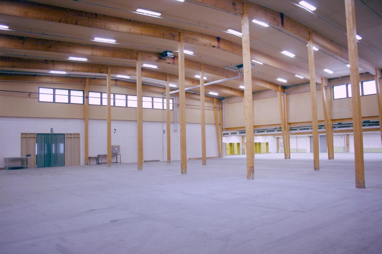 Copy of Toimitilanne Suomi, Lahden seutu - Orimattila, Kaitilantie 30. Tuotanto- tai varastotila 1154 m².