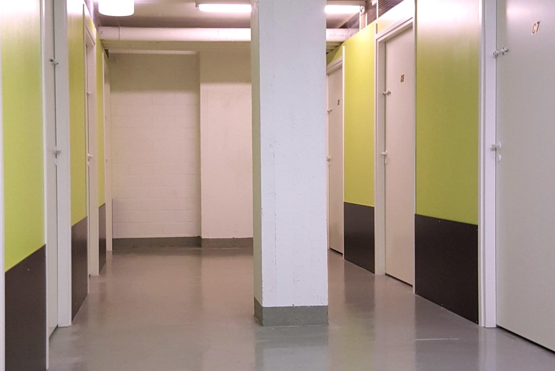 Vuokrattu: Pienvarasto 9 m² Espoon Kiviruukista - Espoon Kiviruukista (Ruukinkuja 4) vuokrattiin juuri 9 m²:n kokoinen pienvarasto. Vielä on toinen samankokoinen saatavilla 1.4.2019 alkaen.