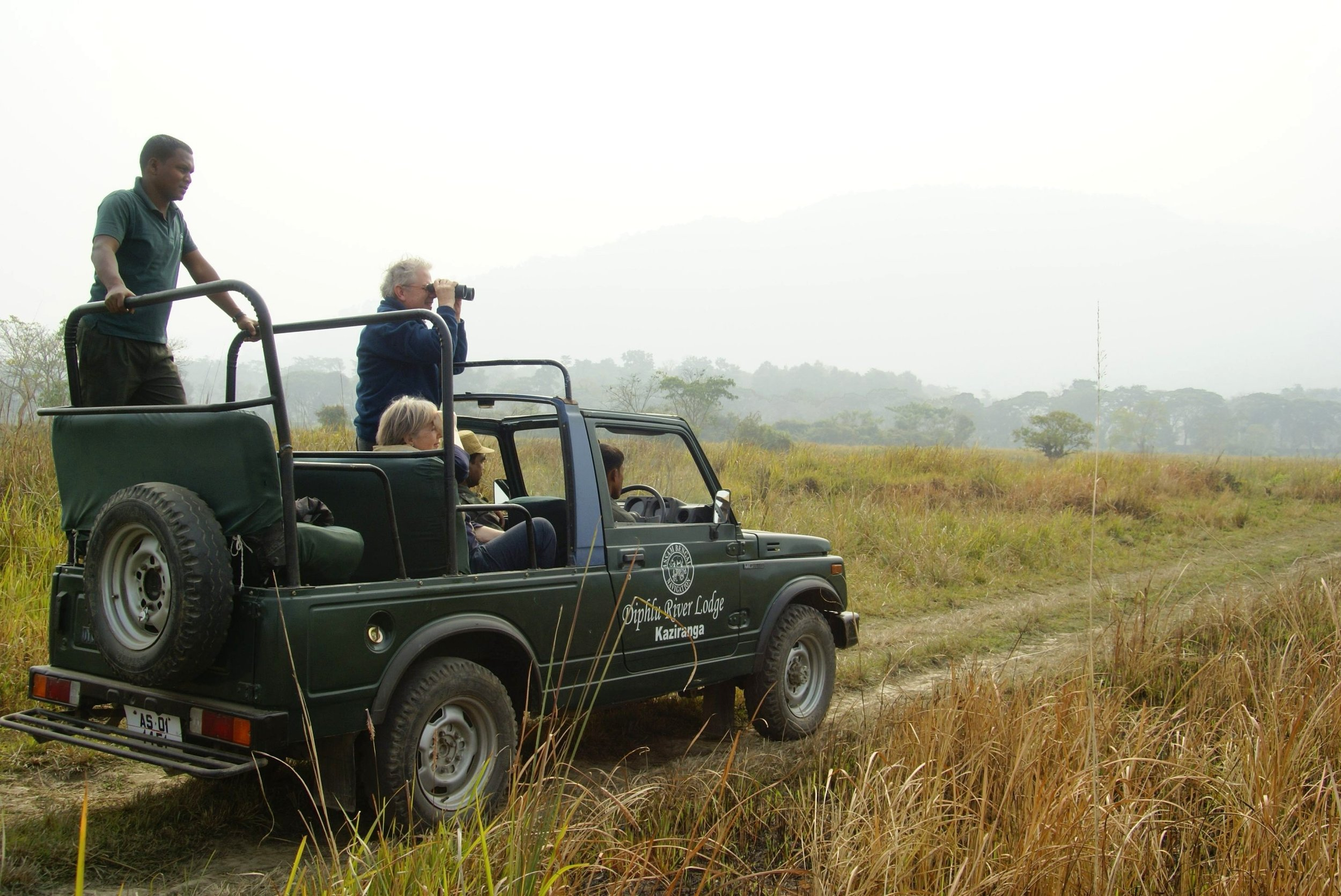 Jeep safari at Kaziranga NP.JPG