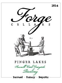 Forge Cellars Pinot Noir
