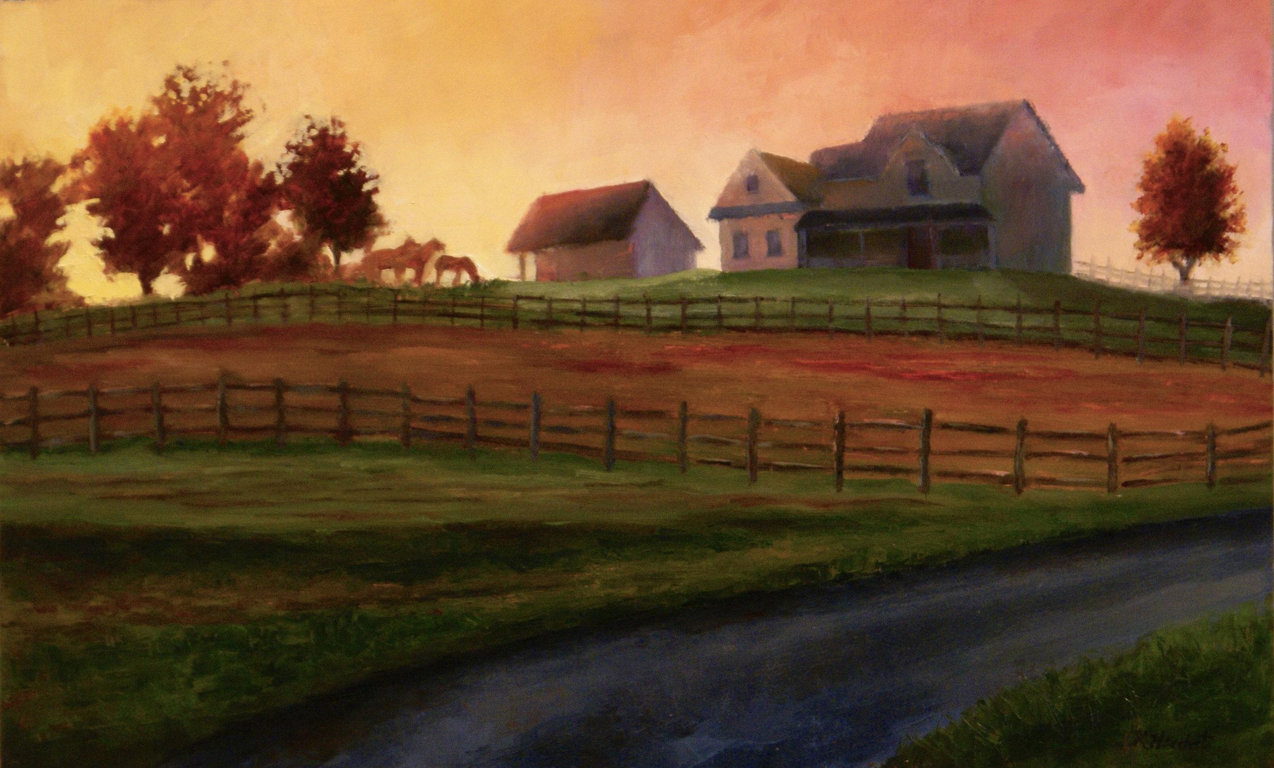 Windswept Farm