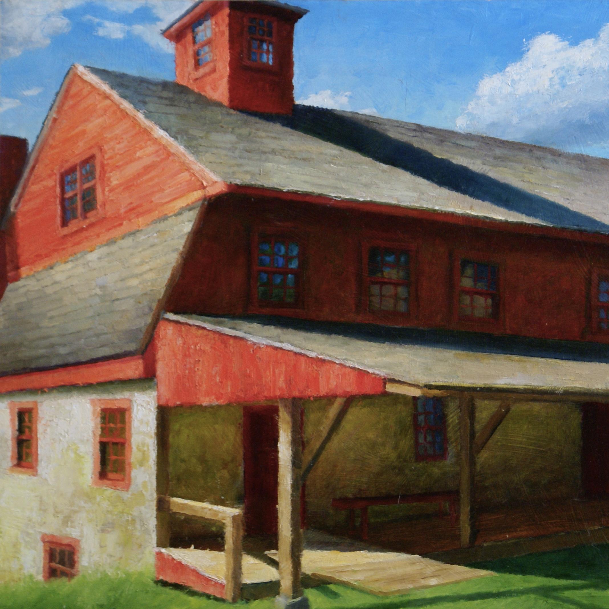 Old Newlin Mill 1