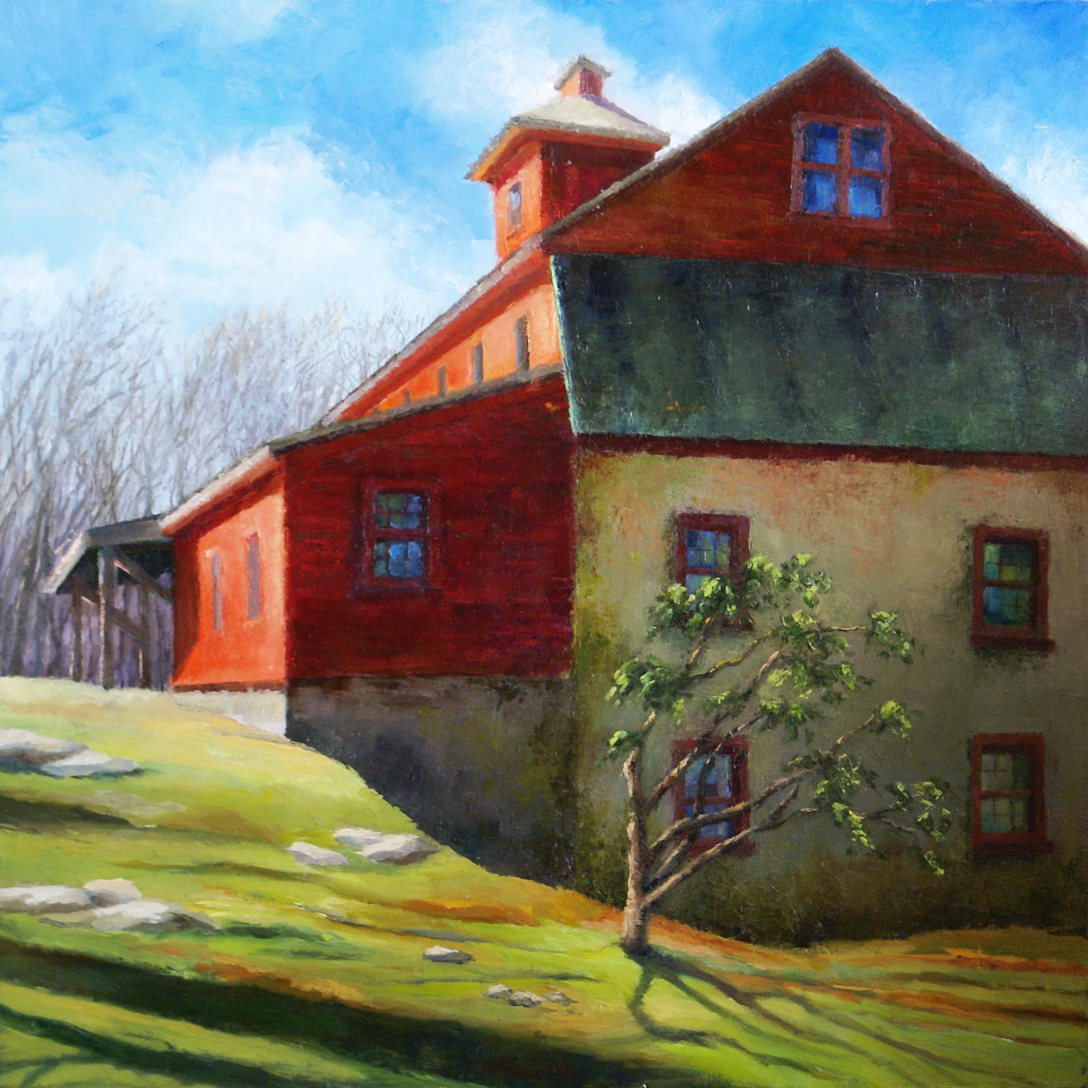 Old Newlin Mill, 3