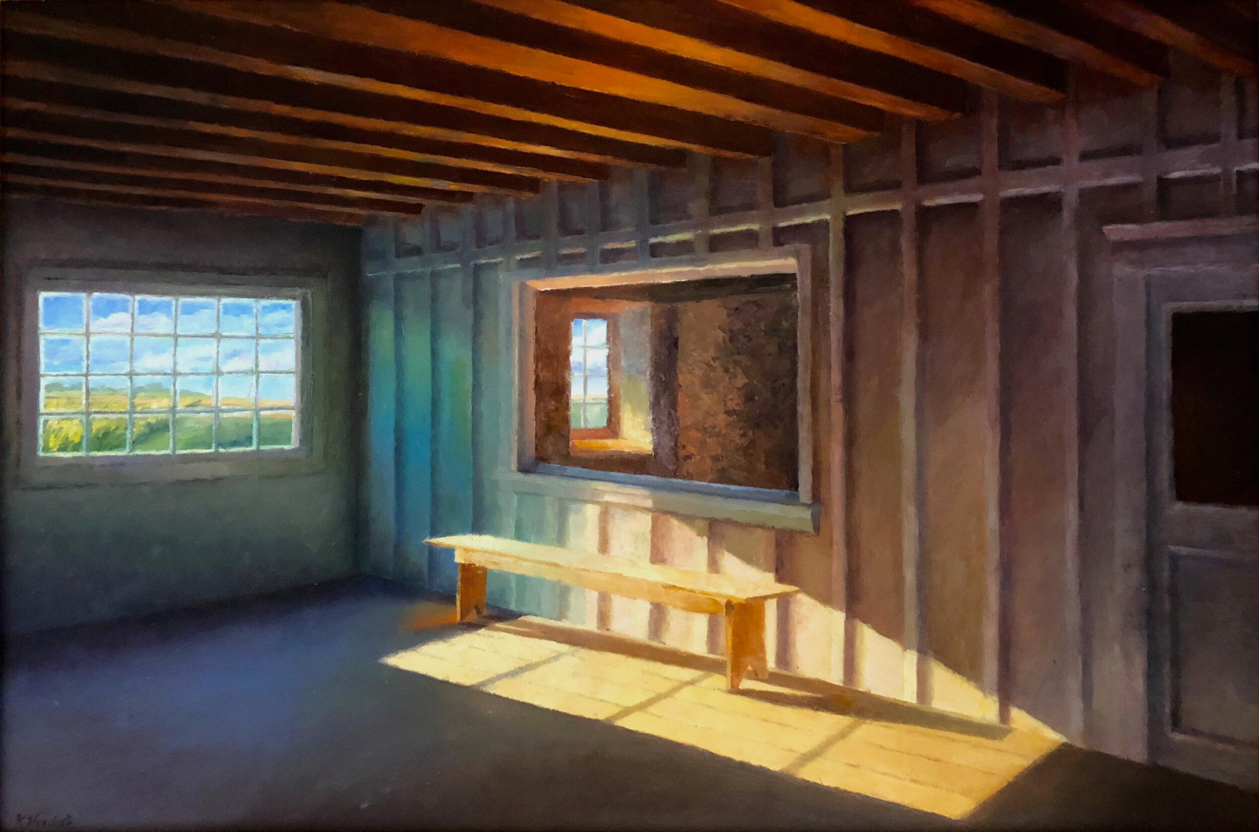 Concord Barn Interior