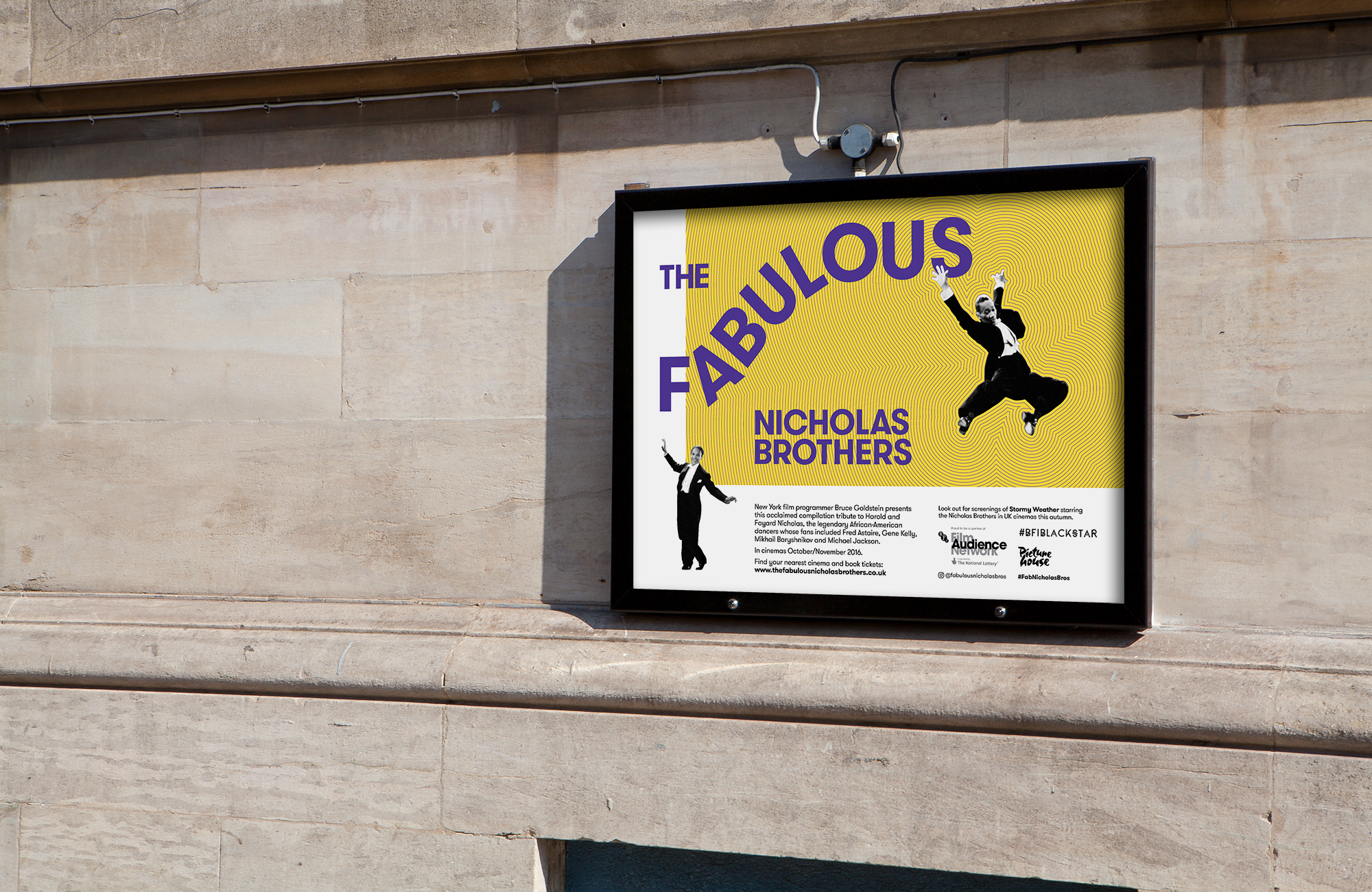 All Works Co._Graphic_Design_Studio_London_TheFabulousNicholasBrothers_Campaign_Print_Poster_02