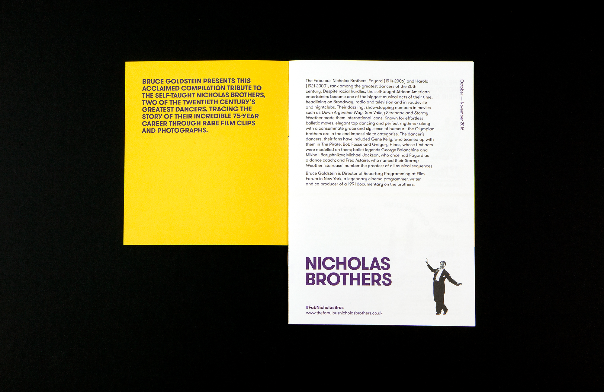 All Works Co._Graphic_Design_Studio_London_TheFabulousNicholasBrothers_Campaign_Print_Leaflet_03
